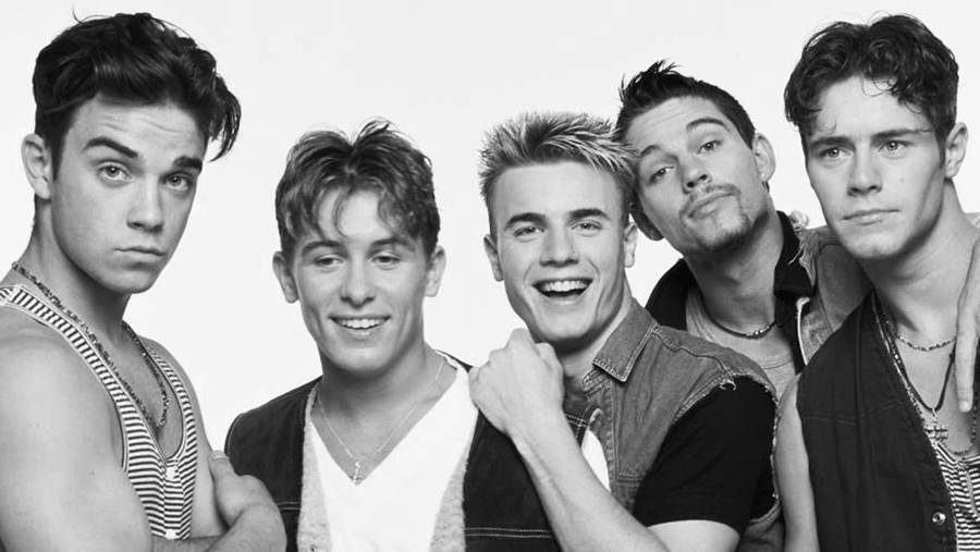 13 best songs from '90s boy bands