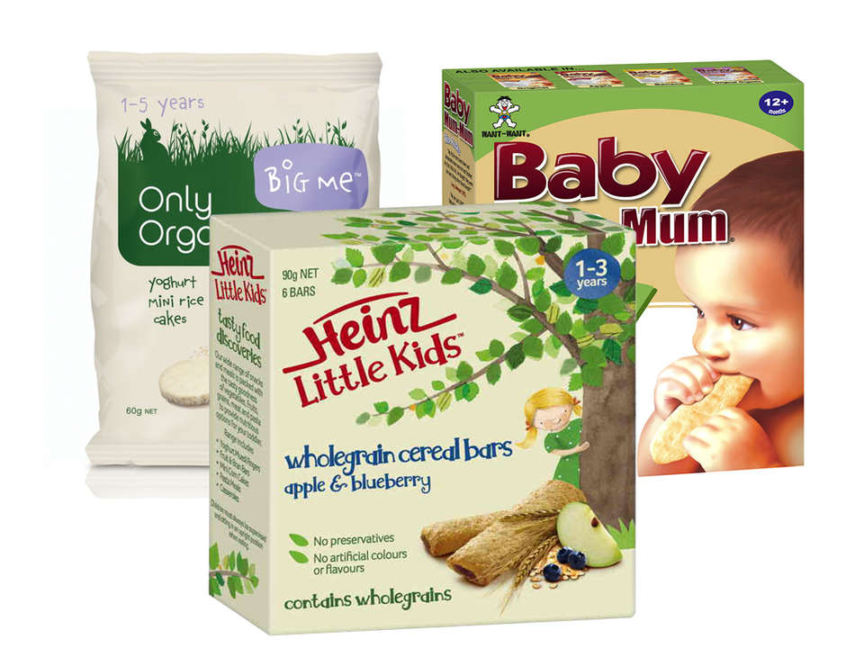 Commercial Healthy Foods For Toddlers