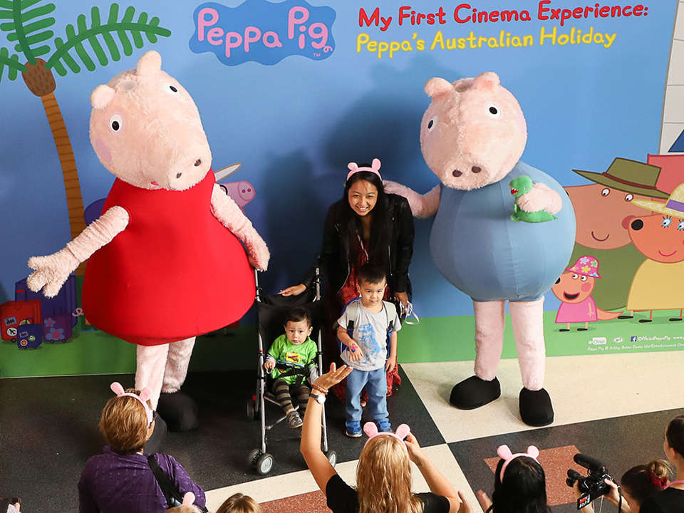 Review Peppa Pig My First Cinema Experience