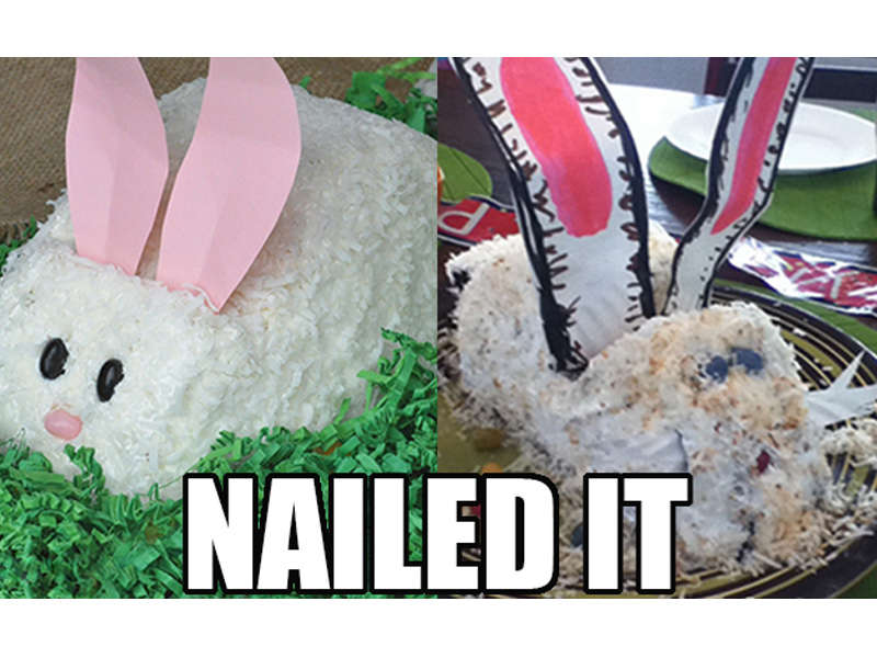 13 funny Easter fails to help you laugh off the sugar crash