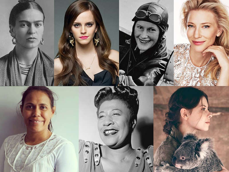 Seven amazing role models to celebrate International Women's