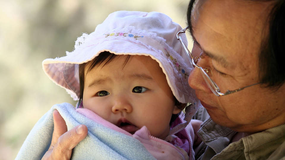 Holy Pop! 373 different names for 'grandma' and 'grandpa