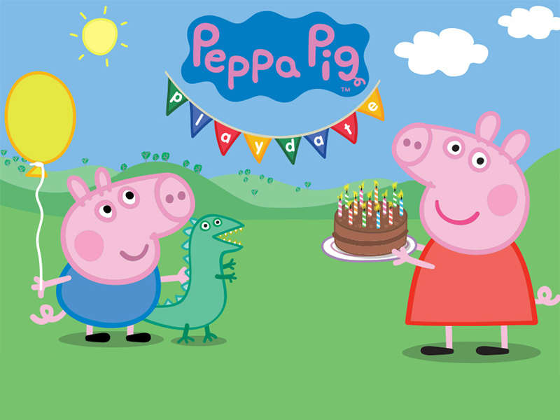 Peppa Pig Tickets Event Dates Live